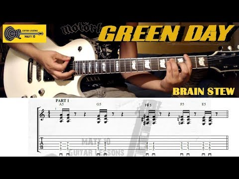 8.5 MB) Brain Stew Chords - Free Download MP3