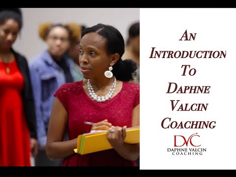 An Introduction to Daphne Valcin Coaching