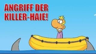 Angriff der Killer-Haie!