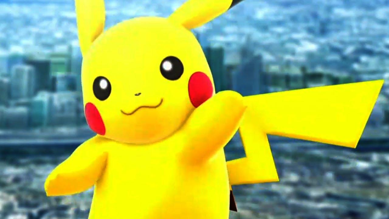 Pikachu adalah karakter monster dari anime Pokémon