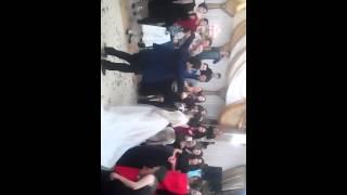 Ботлихская свадьба в Махачкале