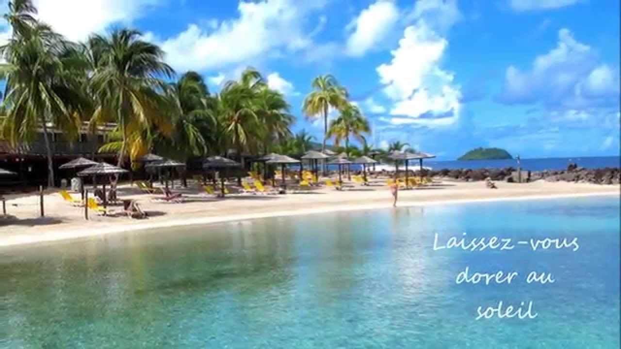 H tel bakoua martinique doyoutrip youtube for Hotels martinique