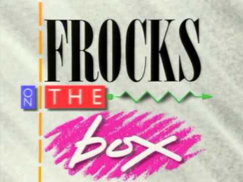 Frocks on the Box Posh Frocks & New Trousers Montage: TVS: 19871989