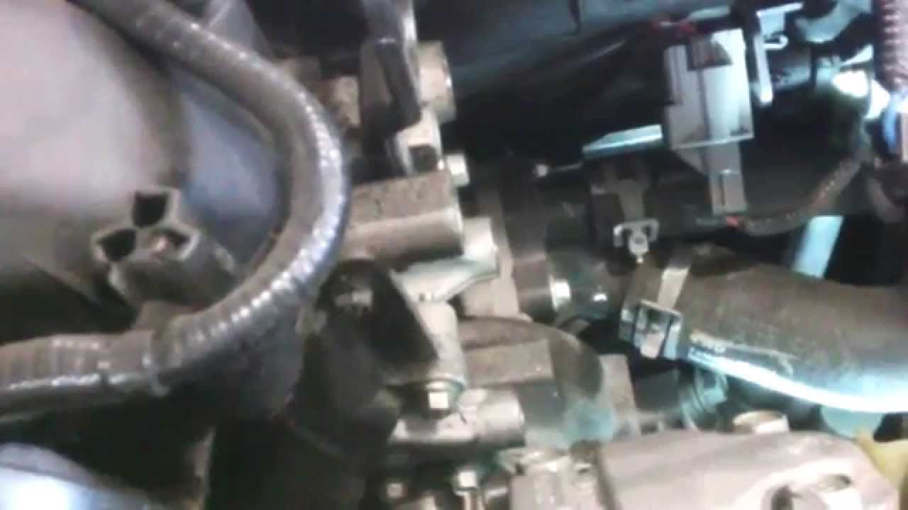 Thermostat replacement Ford Fusion 20062009 23L assembly