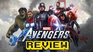 Marvels Avengers Review (Video Game Video Review)