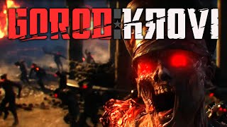 GOROD KROVI NOOBS ★ Black Ops 3 Zombies