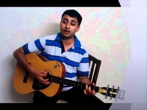 Vote No on : khuda jaane cover on guitar