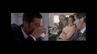 LOST - PILOT/LA X scene comparison