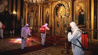 Коронавирус убивает священнослужителей В РПЦ бьют тревогу