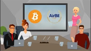 What is Bitcoin and What is AirBit Club ?