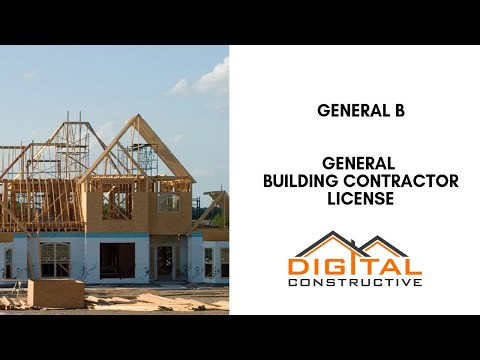 The Complete General Contractor License Guide! Requirements, Exam, Costs And More! Your CSLB Roadmap