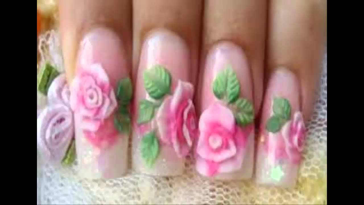 Nails art 3d design ideas nails ideas and inspiration hd youtube prinsesfo Gallery