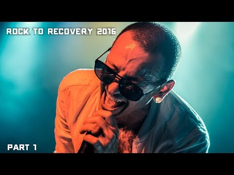 Rock to Recovery 2016, Highlights Part 1: feat. Chester Bennington, Fred Durst
