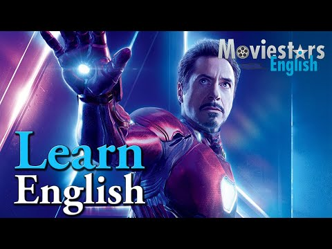 Learn English With Avengers - Top 17 Avengers Imperatives - Learn English With Movies