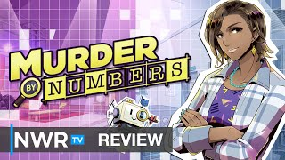Murder By Numbers Delightfully Mixes Ace Attorney, Picross, and '90s Style (Switch Review) (Video Game Video Review)