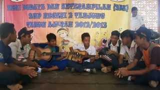 Pagelaran Musik SMP N 2 Tanjung - Brebes 2013