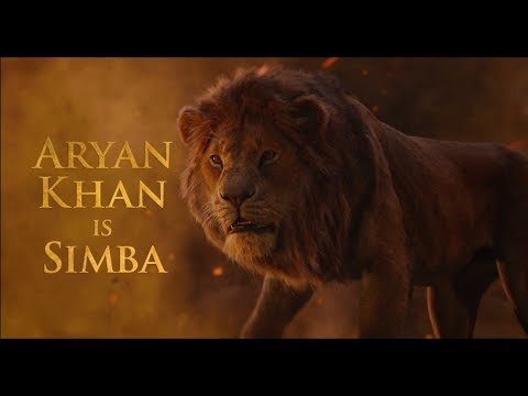 Aryan Khan - Son Of Mufasa | The Lion King | In Cinemas July 19