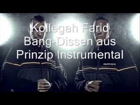 Kollegah Farid Bang-Dissen aus Prinzip (Instrumental)(JBG2)