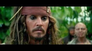 Прикол из фильма Пираты Карибского моря 4