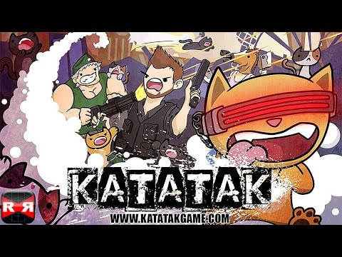 KatataK (By Pixel Spill) - iOS / Android - Gameplay Video