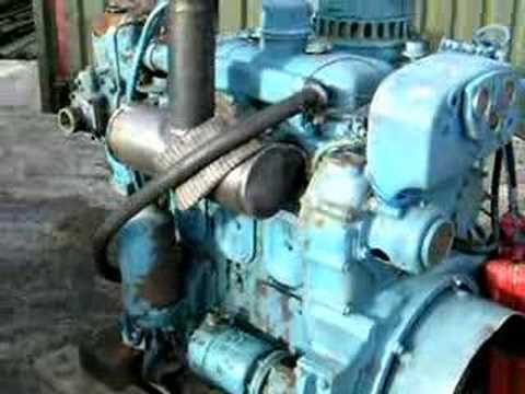 Detroit 3 71 two stroke diesel engine youtube for General motors marine engines