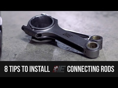 8 Tips For Installing Connecting Rods   Integrated Engineering
