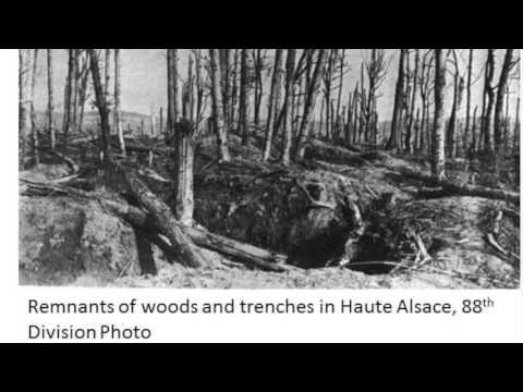 World War I Doctor McIntyre: A Look Back, Steele County