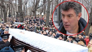Прощание с Борисом Немцовым / Farewell to Boris Nemtsov