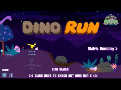 Kraizter Plays - Dino Run : Enter Planet D - DIABEETUS ...