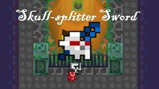 Rotmg - Skull-splitter Sword