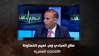 صلاح العبادي وم. نعيم الخصاونة - الانتخابات المصرية