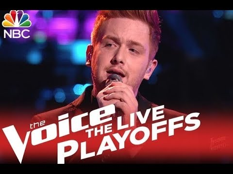Jeffery Austin - Say You Love Me (The Voice Live Playoffs 2015)