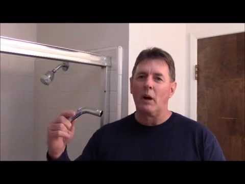 Superbe How To Change A Shower Arm
