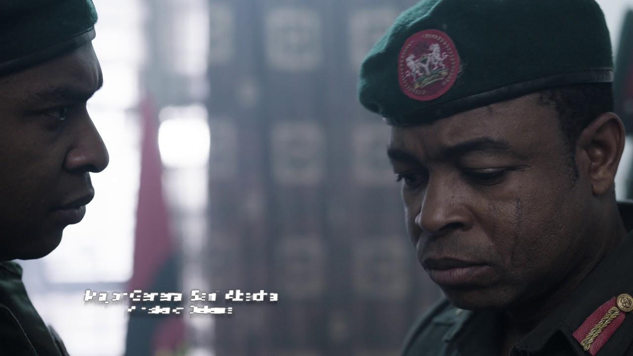 Download BADAMASI (Portrait of a General) June 12 teaser