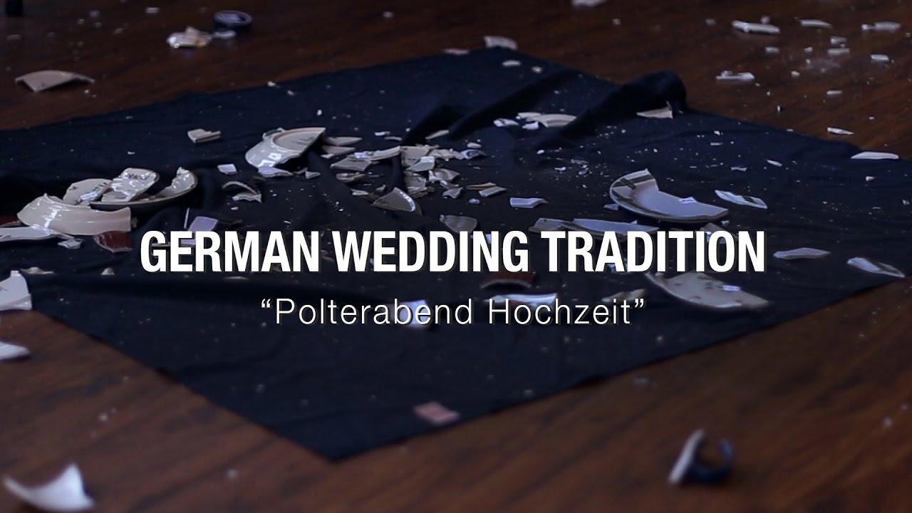 Polterabend Hochzeit A German Wedding Tradition Of Smashing