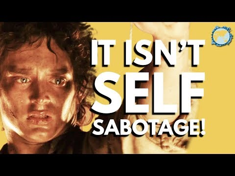ENFPs, INFPs & INFJs - IT ISN'T SELF SABOTAGE!