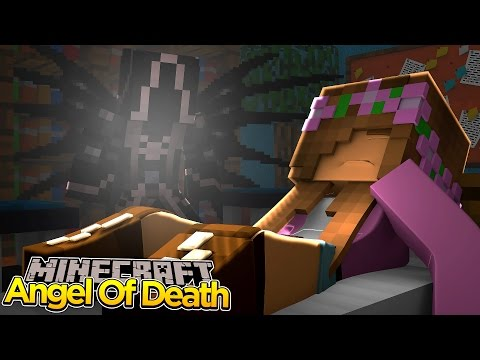 Minecraft -ANGEL OF DEATH COMES FOR LITTLE KELLY!