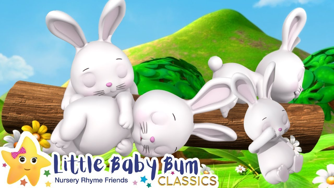 Sleeping Bunnies Song - Nursery Rhymes and Baby Songs | Songs For Kids | Learn with Little Baby Bum - YouTube