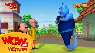 Motu Patlu Siêu Clip 40 - Hai Chàng Ngốc - Cartoon Movie - Cartoons For Children