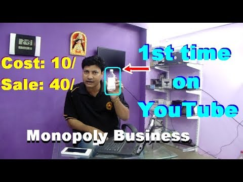 Monopoly Business idea. Just mix and pack easy business idea. Easy business idea.