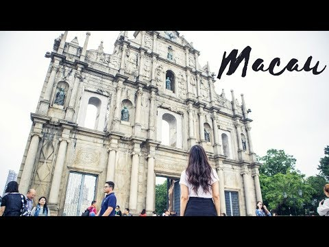 Best of Macau !!! One Day Itinerary