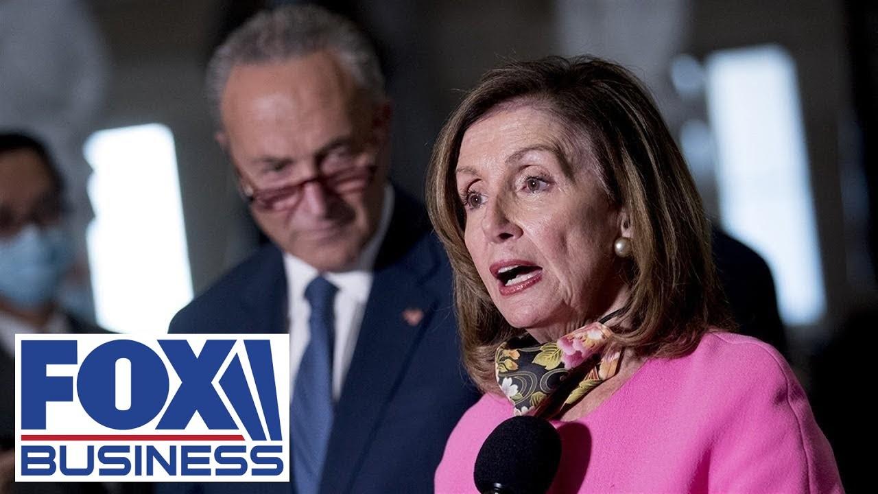 Mnuchin: Pelosi, Schumer 'unwilling to compromise' in stimulus negotiations