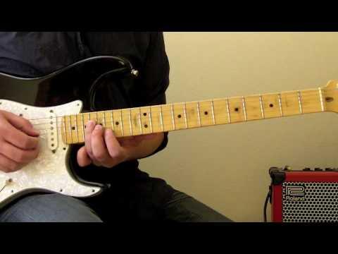 Dig - Incubus - Guitar Lesson