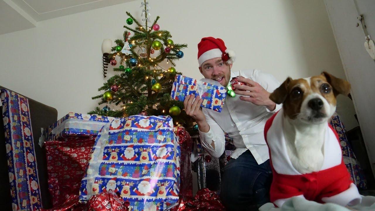 Mega grote en veel kerst cadeaus uitpakken! youtube