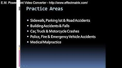 AUTO ACCIDENT LAWYER ROCKLAND COUNTY
