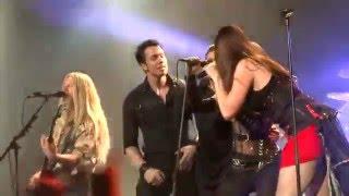 Nightwish Invites Kamelot on stage to Perform.