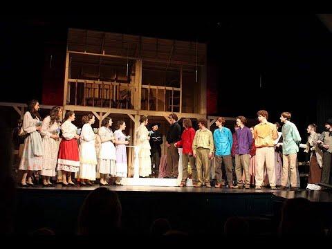 Seven Brides for Seven Brothers - 2017