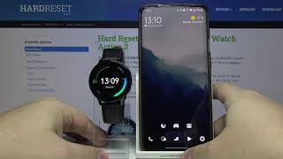 How to Activate Water Lock Mode in SAMSUNG Galaxy Watch Active 2 – Touch Screen Deactivation