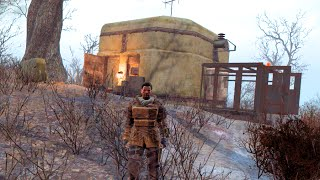 FALLOUT 4 Hidden Armory Location Unlocking it