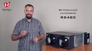 видео AIRJet-W | Приточно-вытяжные установки | Каталог | Вентарт Групп